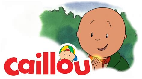 Caillou Goes Camping (s01e34)