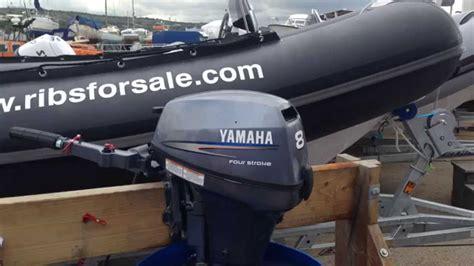 Yamaha Outboard Motor Videos by Yamaha 8 Hp Outboard Motor Youtube