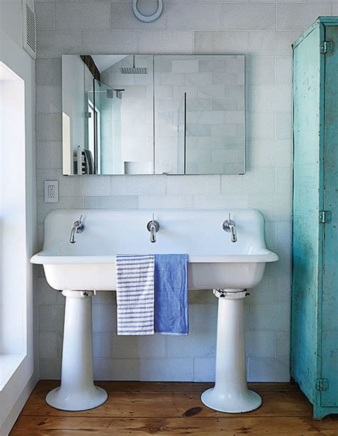 kohler brockway 5 quot three holes wall mount wash sink
