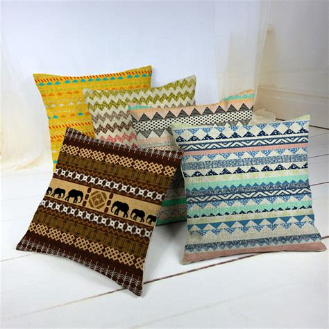 get cheap bohemian throw pillows aliexpress