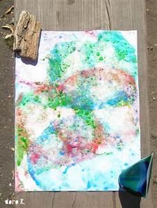 Malen Mit Kindern : seifenblasen auf papier malen mit kindern ~ Markanthonyermac.com Haus und Dekorationen