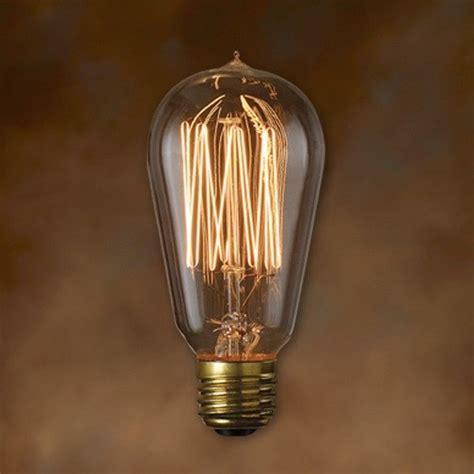 antique light bulbs squirrel