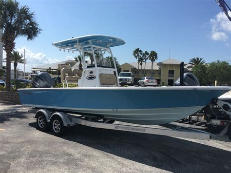 Sportsman Boats Masters 247 by 2017 Sportsman 247 Masters Sarasota Florida Boats