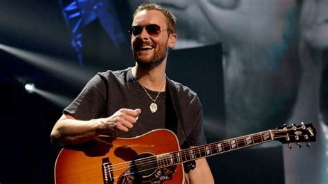 Eric Church On New Son, Next Album And 'brilliant' Taylor