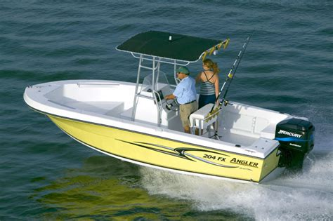 Center Console Boats With Porta Potty by Research Angler Boats 204fx Center Console Boat On Iboats