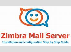 Zimbra mail server installation and configuration RHEL7