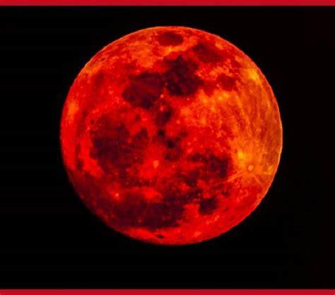 171 lune de sang 187 ce ph 233 nom 232 ne astronomique se d 233 roulera ce week end