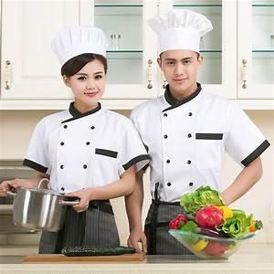 Cooks Wear High Quality Chef Uniforms Female Restaurant ...