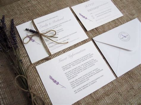 'lavender Love' Rustic Wedding Stationery Suite » Sj. Wedding Tiaras Liverpool. Wedding Dress Designer Directory. Indian Wedding Photography Wolverhampton. Wedding Poems God. Wedding List Groom. Diy Rustic Wedding Invitations Burlap. Wedding Planner Book Dymocks. Wedding Flowers Online Reviews