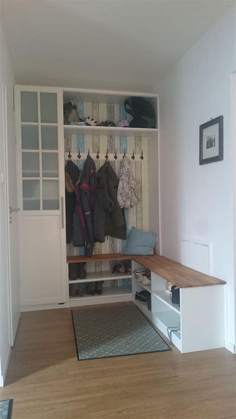 Neue Garderobe Für Den Flur Bauanleitung Zum Selber Bauen