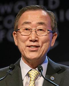 United Nations Secretary-General selection, 2006 - Wikipedia