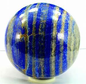 Royal Blue Lapis Lazuli : large royal blue lapis lazuli sphere 170 mm 6607 gm catawiki ~ Markanthonyermac.com Haus und Dekorationen