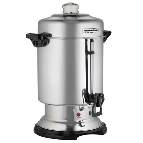 How To Use Hamilton Beach Commercial Coffee Maker   Expert Marker US