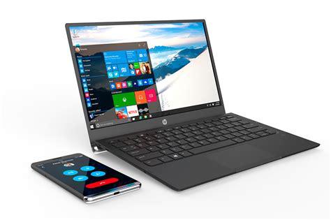 mwc 2016 pourquoi hp d 233 gaine un 3 en 1 smartphone ordinateur de bureau et portable pour les