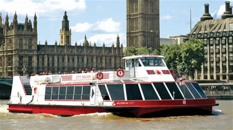 London Sightseeing Bus And Boat by City Cruises Tickets 2for1 Offers