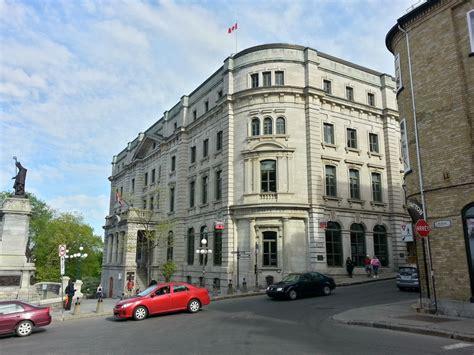 l 233 difice du bureau de poste avant 1904 vues anciennes de qu 233 bec
