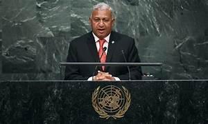 Fiji opposition leader slams 'dictatorship' after arrest ...