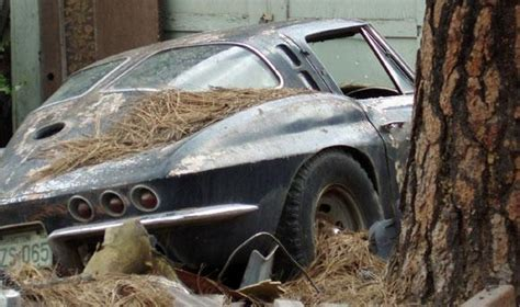 barn finds cars barn finds what our response to crappy cars should