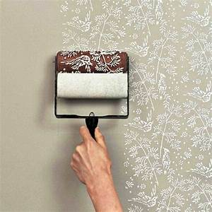 Wandmuster Streichen Ideen : 25 coole wandmuster ideen wanddekoration selbst basteln ~ Markanthonyermac.com Haus und Dekorationen