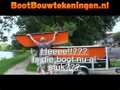 Roeiboot Bouwtekening by Houten Boot Bouwen De Opvouwbare 3 9 M J Skif Van