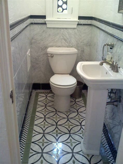 small powder rooms powder room eclectic with carrara