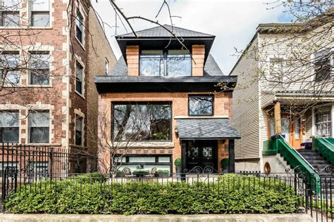 Wicker Park Home Owned By 'kitchen Crashers' Host Wants $1
