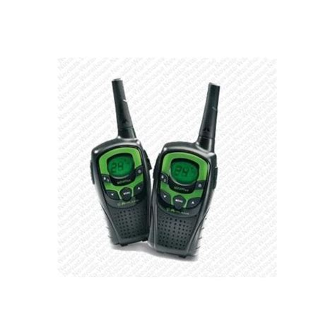 talkie walkie montagne midland talkies walkies longue port 233 e