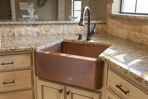Corner Kitchen Sink Design Ideas For Your Perfect Home Red Accessories For Living Room Designs Ideas Sectionals Furniture Corners Of A Navy Blue And Cream Corner Cabinets Patio In Marble Tiles