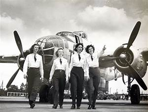 Women Airforce Service Pilots Archives - This Day in Aviation