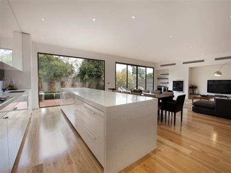 Modern Kitchendining Kitchen Design Using Floorboards