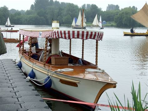 Old Wooden Tug Boats For Sale by Steam Launches At The Beale Park Boat Show Intheboatshed Net