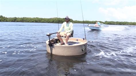 Round Your Boat roundabout boat quot the one man round boat quot video review