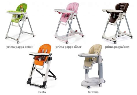 peg perego high chair chairs model