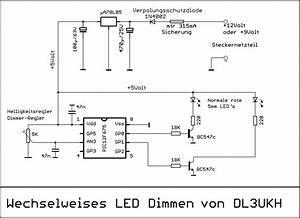 Led Dimmer Anschließen : led dimmer ~ Markanthonyermac.com Haus und Dekorationen