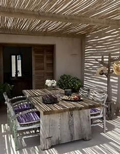 überdachte Terrasse Bauen : berdachte terrasse 50 top ideen f r terrassen berdachung ~ Markanthonyermac.com Haus und Dekorationen