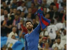 Look Messi trolls Madrid fans with epic celebration of