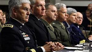 Top military brass splits over 'don't ask, don't tell ...