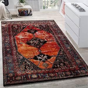Türkische Teppiche Modern : designer teppich orientalisch mehrfarbig rot design teppiche ~ Markanthonyermac.com Haus und Dekorationen