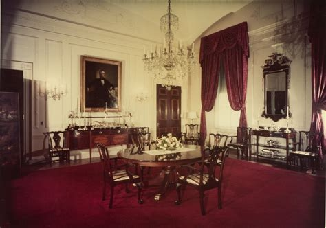 The Old Family Dining Room, Made New Again Whitehousegov