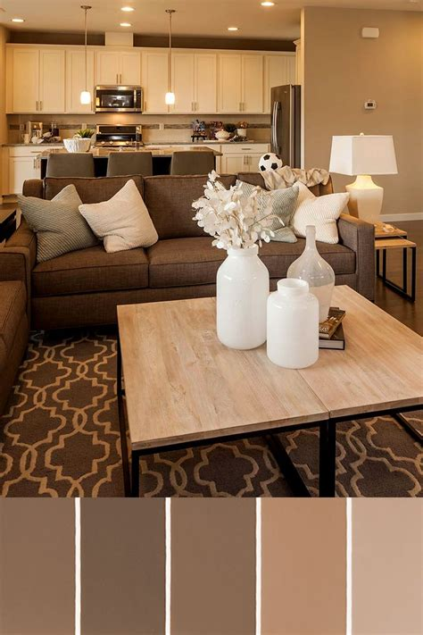 25 best ideas about living room brown on