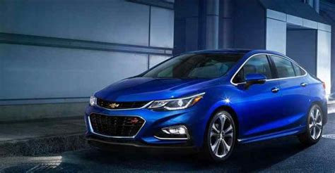 The New 20182019 Chevrolet Cruze  2nd Generation Global