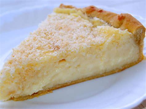 tarte au flan 224 la noix de coco tartes flan et g 226 teaux et desserts