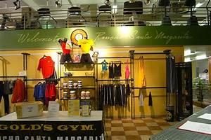Gold's Gym Renovation - Susan Wesley