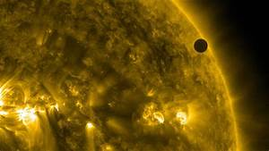 SDO's Ultra-high Definition View of 2012 Venus Transit - 1 ...