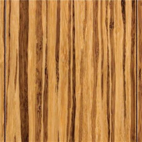 home legend strand woven tiger stripe bamboo flooring 5 in x 7 in take home sle hl 072133