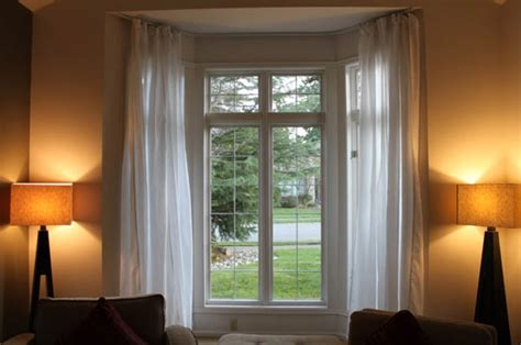 drapery track for bay windows curtain tracks