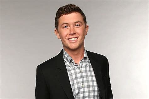 Scotty Mccreery Will Strive To Be Half The Dad His 'daddy