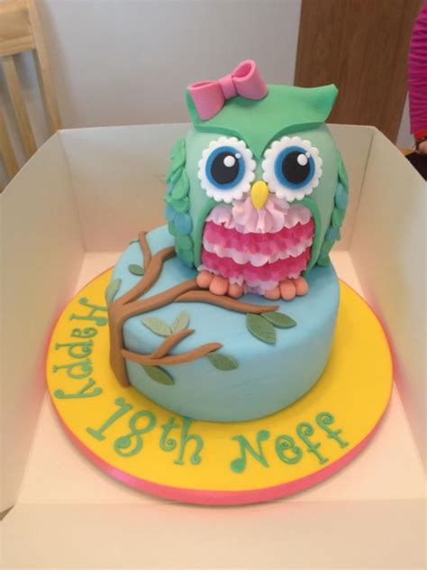 owl birthday cake 15 most amazing owl birthday cakes parental journey