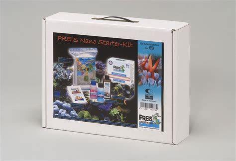 preis nano starter kit for nano aquariums up to 17 gallons reef builders the reef and marine