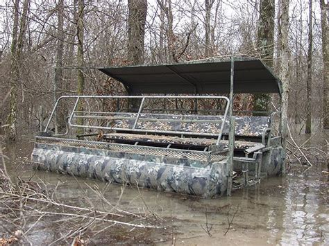 Duck Hunting Boats Made In Ohio by The 25 Best Boat Blinds Ideas On Pinterest Duck Boat